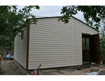 Садовый домик 6х2,5х2,8м - ВИП