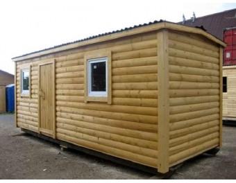 Дачный домик с санузлом 8х3х2,8м
